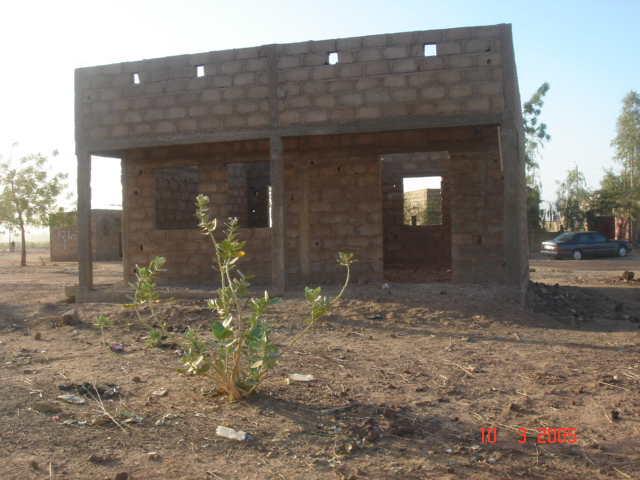 ecole en construction phase1