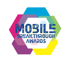 gI 94501 Mobile Breakthrough Awards Logo